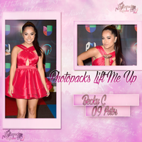 Photopack 01 Becky G by PhotopacksLiftMeUp