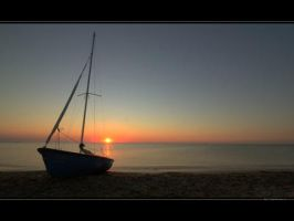 Sunrise in Vama Veche - vxside by Scapes-club