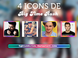 Pack de Icons - Big Time Rush by LightAddiction