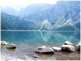 Morskie Oko once again by Arethas