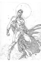Man Of Steel by caananwhite