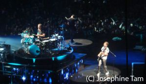 Muse at MSG 04 by TheSpazOutLoud
