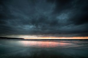 View to Sandsend by taffmeister