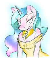 Celestial doodle by blup-chan