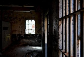 Behind Bars by ByrdsEyePhotography