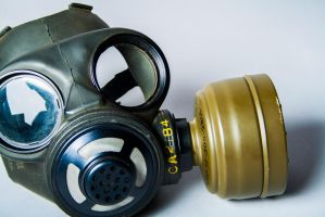 Gas mask by illse5