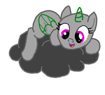 I Love Clouds (Base) by 99fluffball