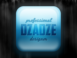 My personal button by DzaDze