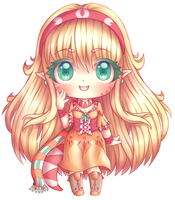 Charming Rosalia by MichibanCupcakes