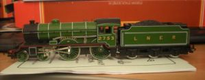 LNER D49 Cheshire No. 2753 by WhippetWild