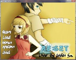ReSet [ep 2]: Under The Golden Sun VN by azureXtwilight-rllz