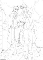 APH Walk With Me WIP by Owyn-Sama
