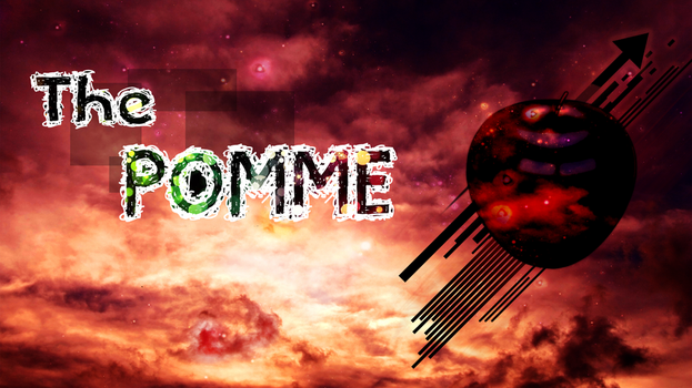 The Pomme by LaMiteRouge