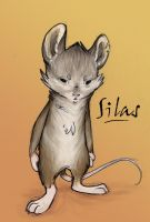 Silas by MoonRaven2