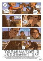 Terminator 2 by stayte-of-the-art