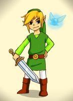 Little Link by strunza