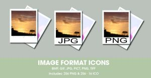 Image Format Icons by lehighost