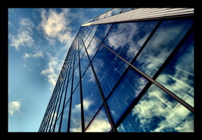 Tower of Glass by johanishere