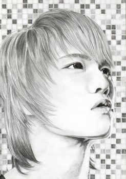 HERO JaeJoong 3 by Karolincia