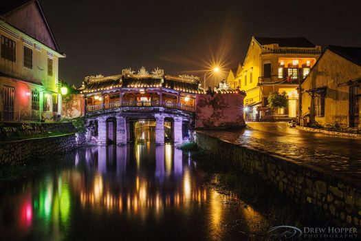Japanese Bridge by DrewHopper