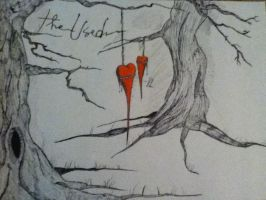 In Love and Death (The Used) by HaleyKlineArt