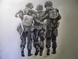 Band of Brothers by Asap25