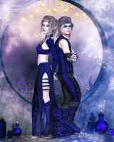 Stargazers by RavenMoonDesigns