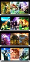 Samsung Corby Wildlife WP Pack by 878952