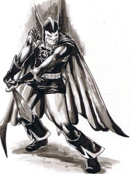 Black Knight by craigcermak