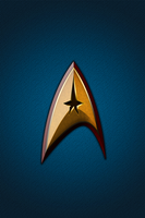 Starfleet wall for iPhone 4 by narkos01