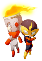 point commission-elec+fireman by Nyaph