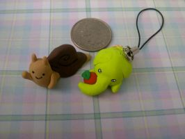 Adventure Time Charms - (For sale) by ChloeyLovesLlamas