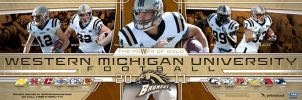 Western Michigan Football by BHoss1313