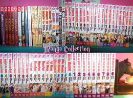 my manga collection by Kelby155