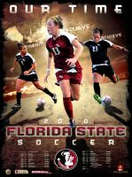 Florida State Women's Soccer by BHoss1313