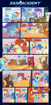 [Italian] Dash Academy 7 - Free Fall - Part 19 by FiMvisible