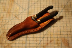 Hardened holster by VanLogan