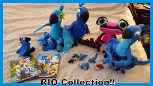 RIO Collection! by Vesperwolfy87