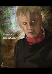 Doctor Who FanArt:The Master by Shin-ichi