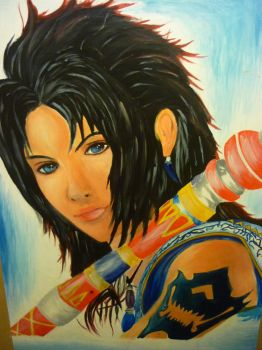 Fang painting by flopish