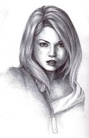 Rose Tyler by shiharai