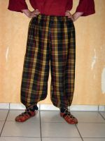Celtic Pants by Thaly
