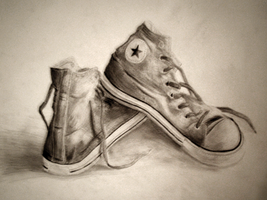 Shoe Study by Fooget