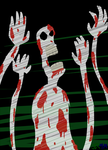 Dead Hand Doodle by JezMM