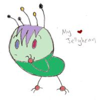 My Jellybean :D by MiharuWatanabe