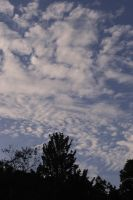 Sit and Stare and Watch Clouds by Kiberz