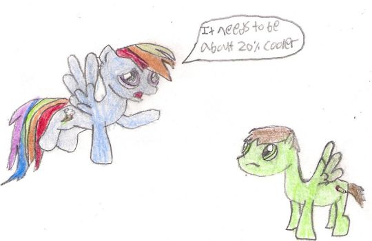 It needs to be 20% cooler by GablesMcgee