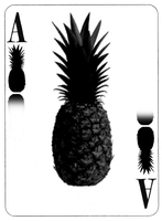 Ace of Pineapples by TheGrayson