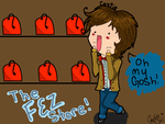 The Doctors Fez Obsession by Caytiechu