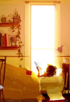 Do not disturb.... by PascalCampion